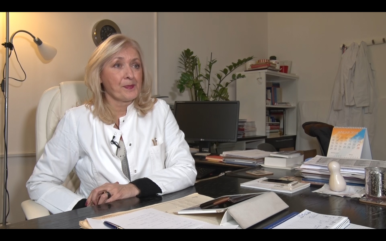 Prof. dr Katarina Lalić, Prof. dr