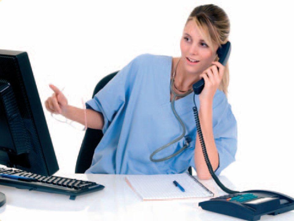 Bolesti rada kod zdravstveog osoblja - Niš, Srbija
