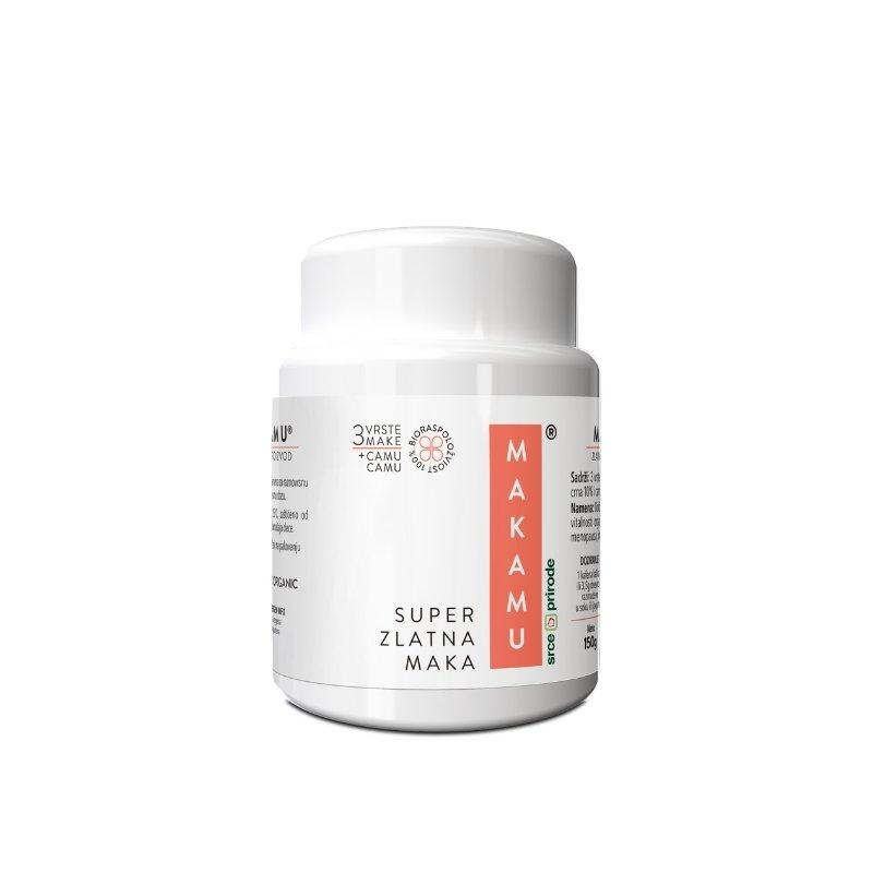 Makamu - 100% prirodni suplement za zdravu savremenu ženu