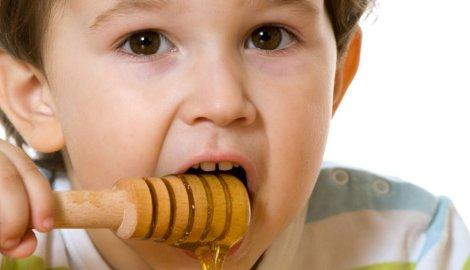 Med u ishrani dece