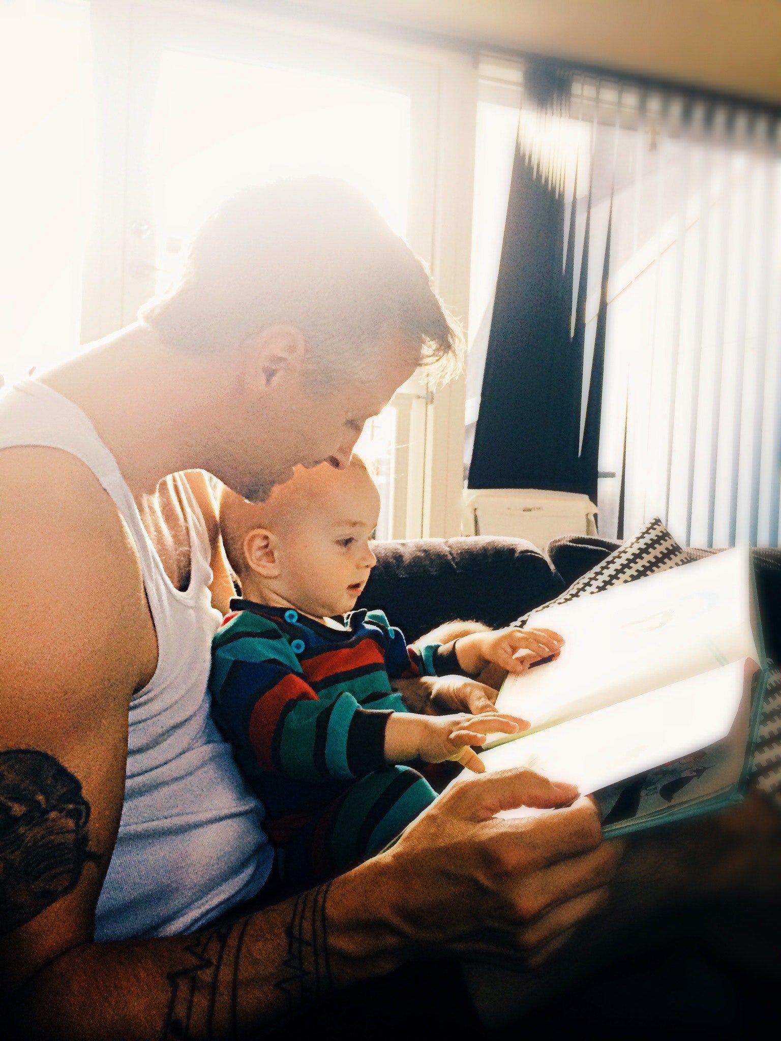 Kako čitati deci u najranijem uzrastu