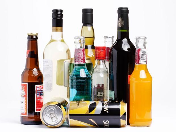5 zabluda o alkoholu