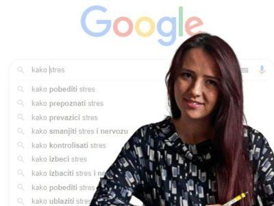 Na Stetoskopu lekari i stručni saradnici odgovaraju na najtraženija pitanja na Guglu. Ovo su česta pitanja o stresu.