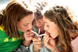 U Srbiji puši svaki peti tinejdžer