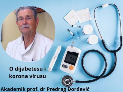 Pandemija je dovela do znatno otežanih kontakata pacijenata sa dijabetesom sa ustanovama dijabetološke zaštite u Srbiji, kao i do otežanog snabdevanja lekovima.