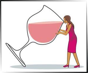 Žene sve češće piju