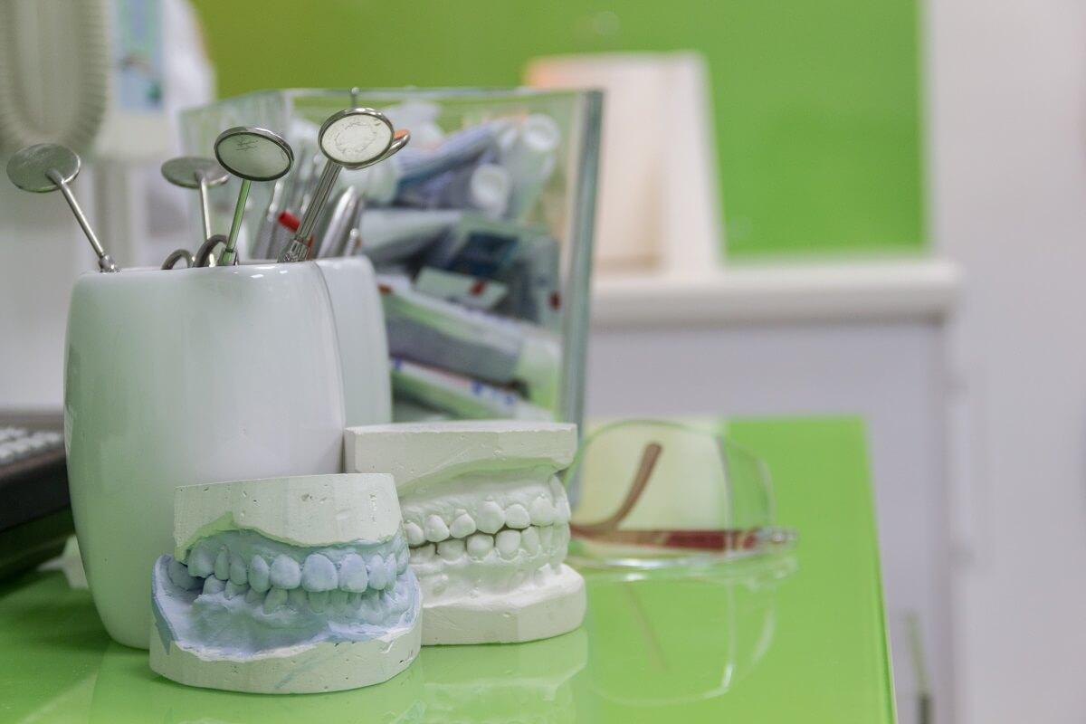 Izgled stomatološke ordinacije DuoEstetica