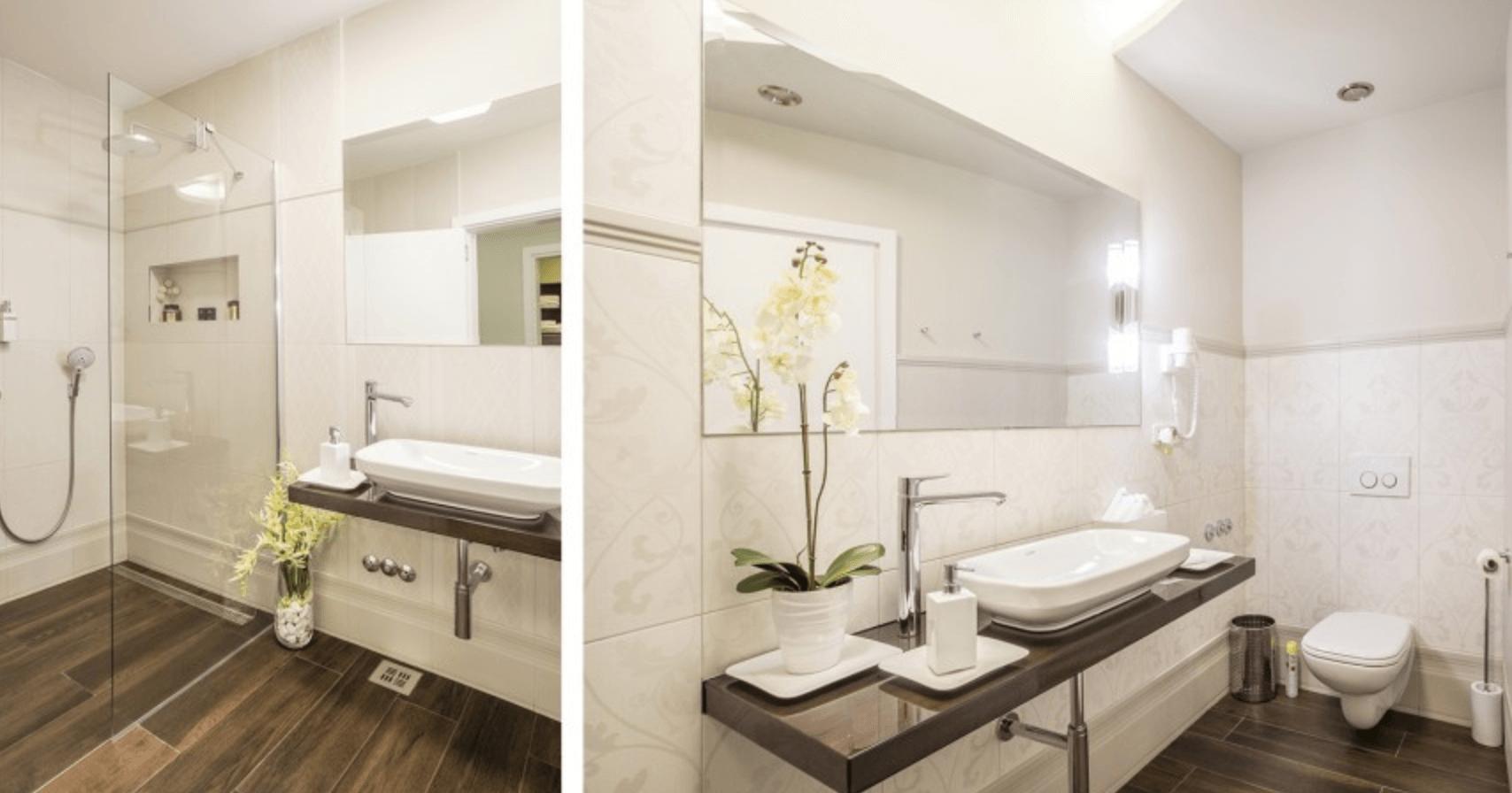 Kupatilo u ordinaciji Sempre Viva