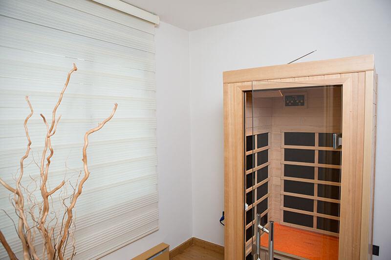 CarboFit sauna