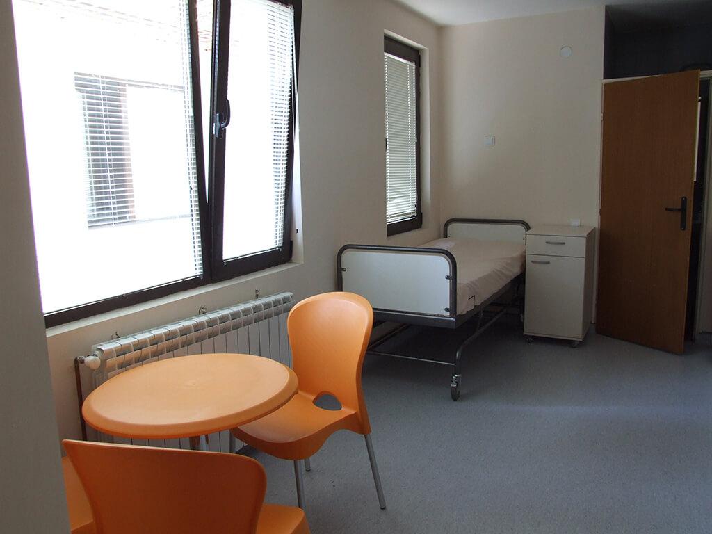 Lorijen centar za odvikavanje soba za pacijente