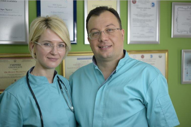 Dr Jasmina i Bojan Pejaković
