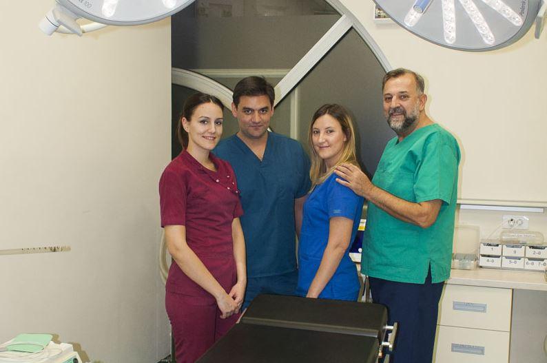 ORS hirurgija osoblje