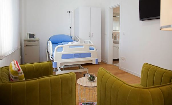 Sirius Medical bolnički apartman