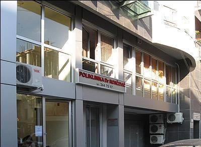 Poliklinika dr Rončević zgrada