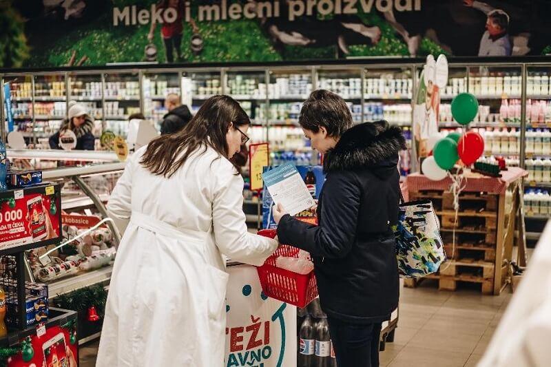 Koliko hranljivih materija ima proizvod koji ste kupili?