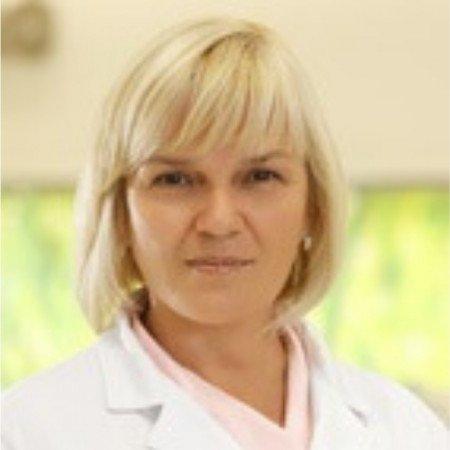 Dr Miroslava Šarac je specijalista pedijatrije. Dom zdravlja Jedro