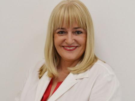 Spec. dr med. Olivera Andonović, Specijalista dermatovenerologije-angiolog