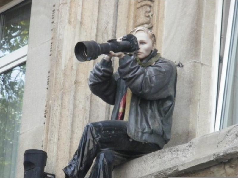 Paparaci i voajeri