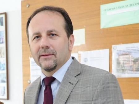 Direktor KBC Zvezdara.