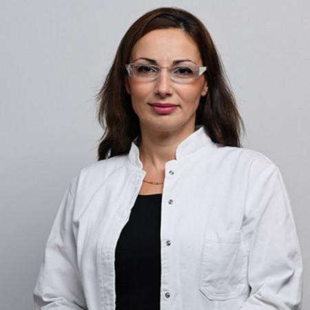 Dr Mila Purić, Specijalista hematologije