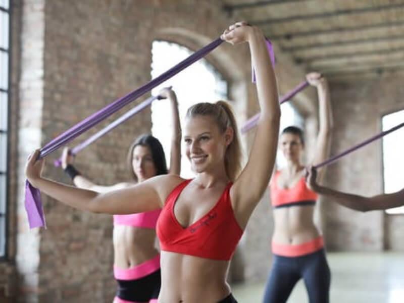 """Vežbanje je lek i ima svoju dozu, količinu, učestalost uzimanja, oblik i trajanje lečenja. O tome je govorila dr Sanja Mazić na radionici """"Teži ravnoteži""""."""