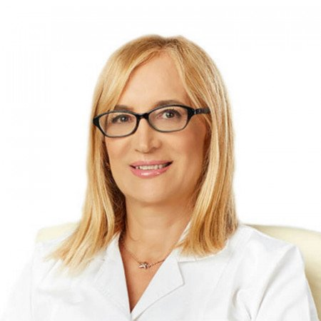 Prim. dr sci. med. Vesna Mijailović, Specijalista interne medicine, endokrinolog