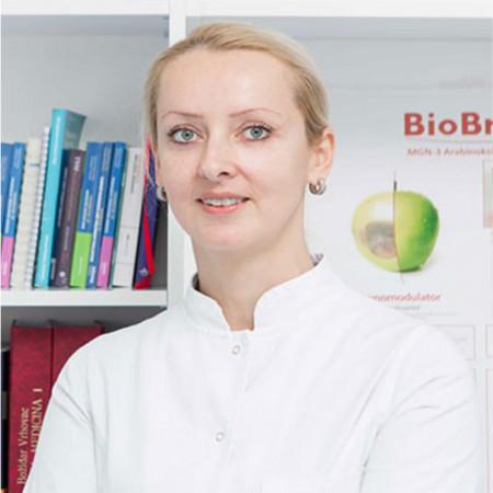 Dr Biljana Šeha je specijalista radiologije.