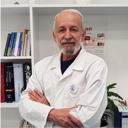 Dr Dragan Kalem, Supspecijalista gastroenterohepatologije