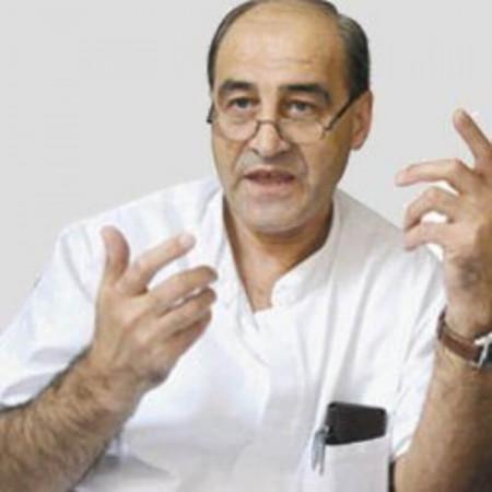 Prim. dr sci. med. Vladimir Špica, Specijalista hiruške onkologije