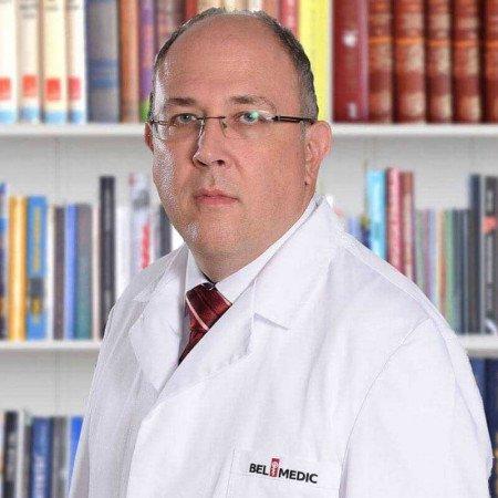 Prof. dr Željko Mijušković, Specijalista dermatovenerologije