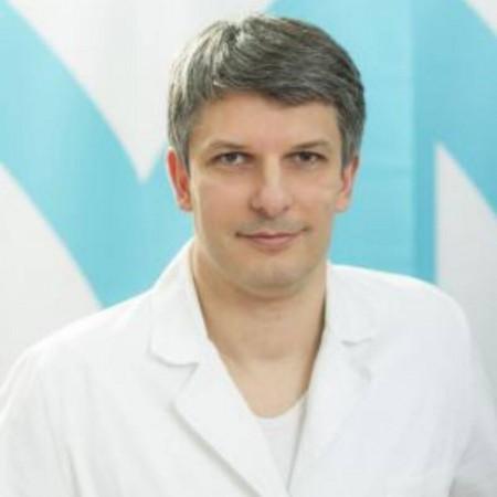 Dr Aleksandar Marković, Specijalista oftalmologije