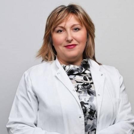 Dr Vladislava Djurašinović je specijalista hematologije u Beogradu. Bavi se bolestima limfnog sistema.