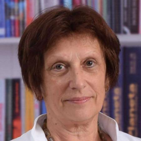 Prim. dr sci. med. Gordana Sušić, Specijalista pedijatrije, reumatolog