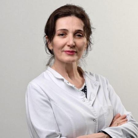 Doc. dr Mirjana Stojković, Specijalista interne medicine, endokrinolog