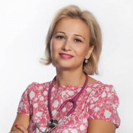 Dr mr sci. med. Nevena Jovičić, Specijalista pedijatrije, pulmolog, alergolog