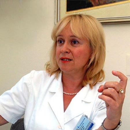 Prof. dr Svetlana Vujović, Specijalista interne medicine, endokrinolog