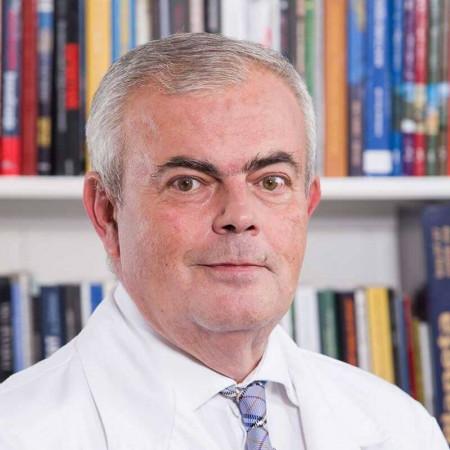Prof. dr Predrag Stanković, Specijalista otorinolaringologije