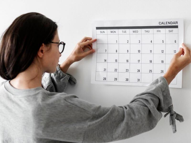 Kako se računaju plodni dani?