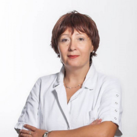 Doc. dr Nada Krstovski, Specijalista pedijatrije, hematolog