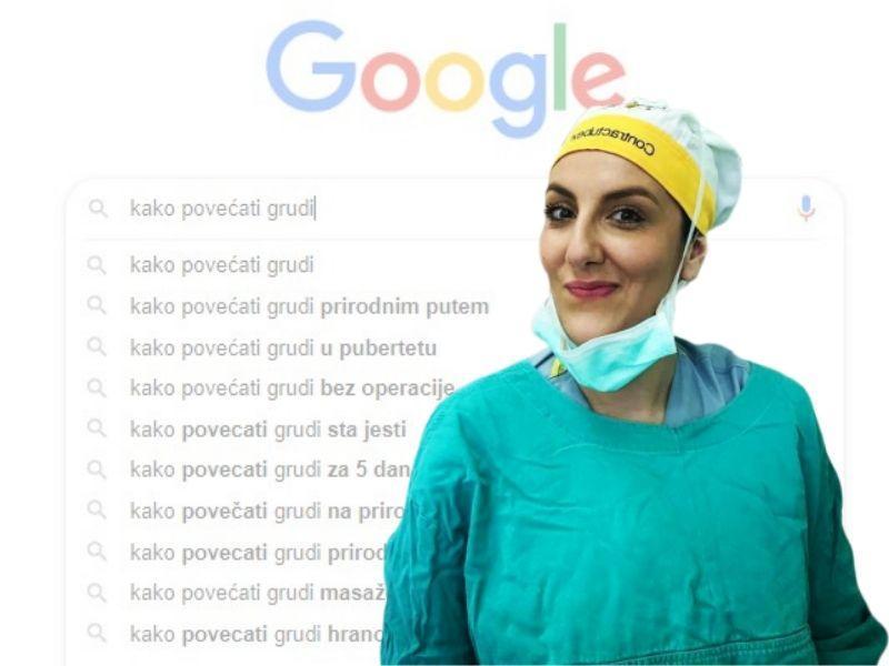 POVEĆANJE GRUDI: odgovara dr Dragana Petrović-Popović