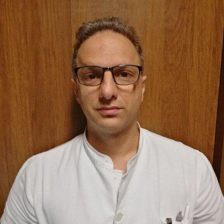 Dr Aleksandar Dimić, Specijalista otorinolaringologije