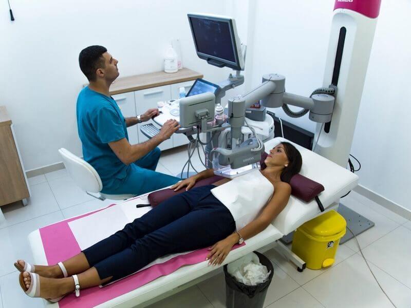 3D automatski ultrazvučni skener dojke (ABVS)