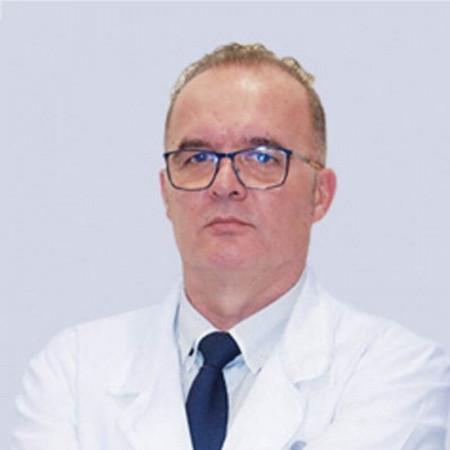 Prim. dr sci. med. Goran Ivić, Specijalista opšte hirurgije