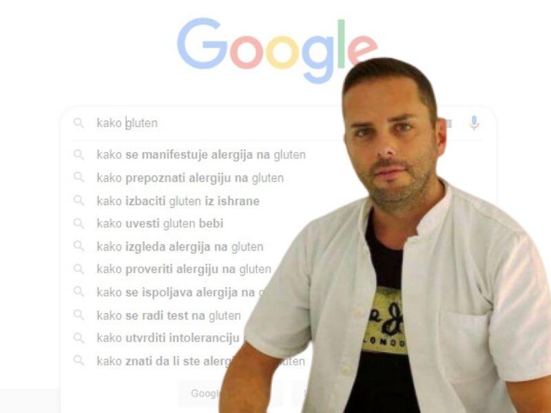 GLUTEN: odgovara dr Đorđe Pejić