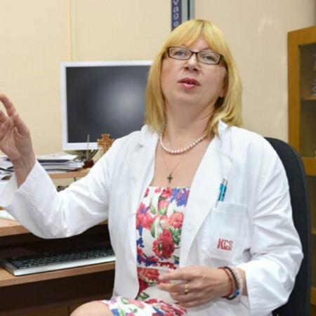 Prof.dr Vesna Dimitrijević Srećković je endokrinolog u Beogradu, U svom radu je poznata po propagiranju mediteranske ishrane. Zakazivanje 063/687-460.