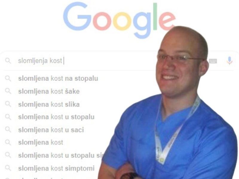 PRELOM KOSTI: odgovara dr Miodrag Vranješ