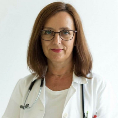 Dr Olivera Milosavljević je specijalista interne medicine, endokrinolog iz Niša. Uža specijalnost joj je lečenje šećerne bolesti.
