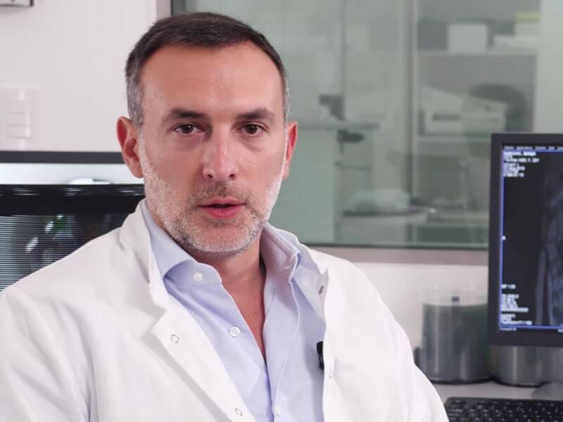 Ass. dr Dušan Damjanović - Magnetna rezonanca u dijagnostici