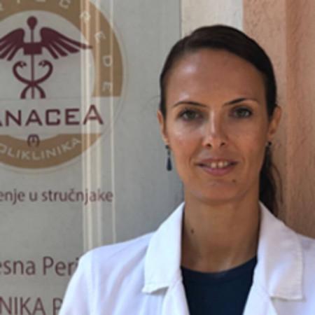 Dr Ivana Blažić je specijalista radiologije i onkologije iz Beograda. Bavi se organima grudnog koša, abdomena i karlice.