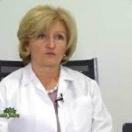 Dr Snežana Komnenović, Specijalista interne medicine, kardiolog